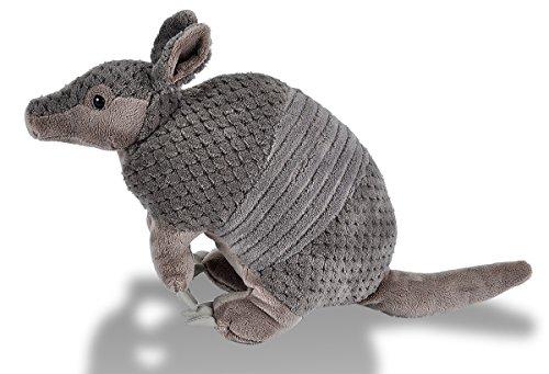 Wild Republic Armadillo Plush, Stuffed Animal, Plush Toy, Gifts for Kids, Cuddlekins 12'