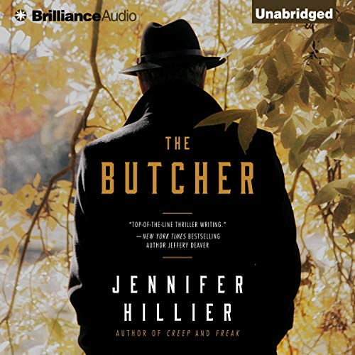 The Butcher  By  cover art