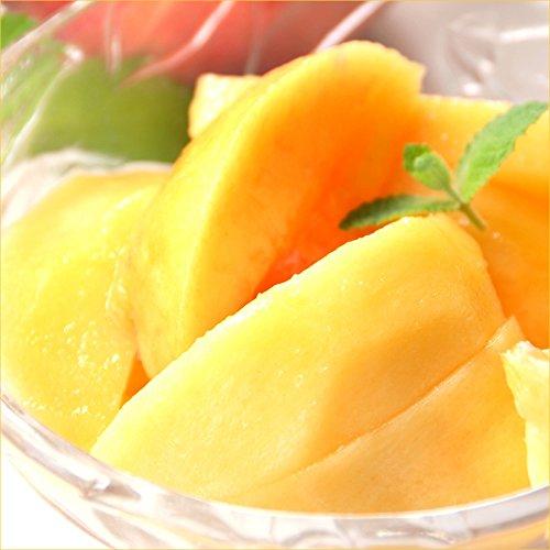 山形県産黄桃2kg(ご家庭用/有袋栽培/約5玉-9玉)