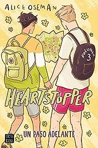 Un paso adelante (Heartstopper 3) par Alice Oseman