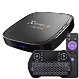 TV Box Android 10.0 4GB RAM 64GB ROM Set Top...