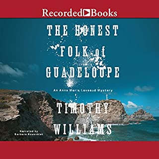 The Honest Folk of Guadeloupe cover art