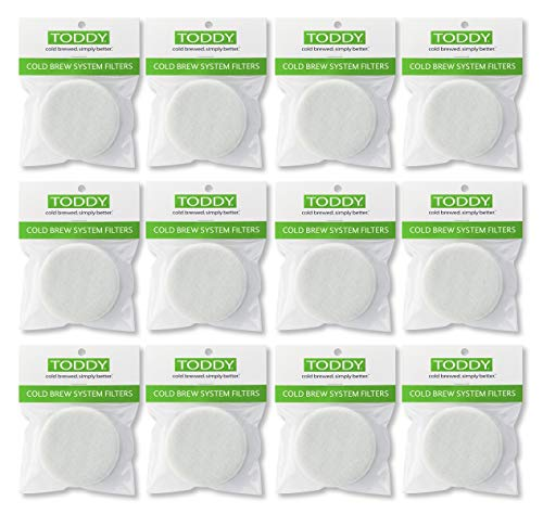 Toddy Maker Replacement Filters - 12-pack