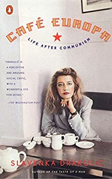 Paperback Café Europa: Life After Communism Book