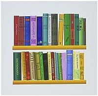フローレン–装飾III–イメージのライブラリBooks Cartoonで明るい色–グリーティングカード Set of 12 Greeting Cards