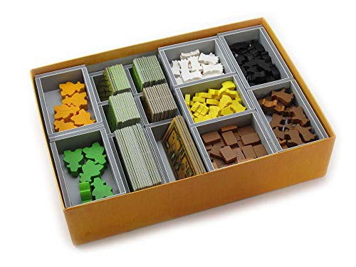 Insert - For Agricola: Family Edition