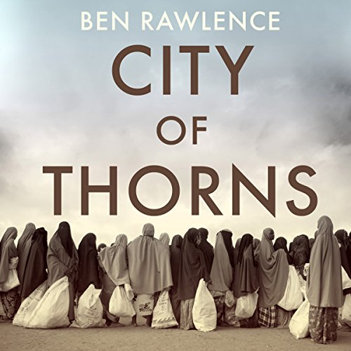 City of Thorns audiobook cover art