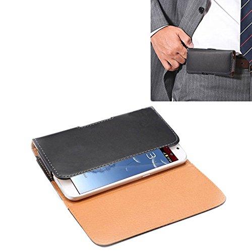 YUNCHAO Funda Protectora Funda de Cuero de Flip Vertical de Textura de Caballo Loco/Bolso de Cintura con tablilla Trasera for Samsung Galaxy S3 / i9300 Caja del teléfono Celular