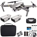 DJI Mavic Pro Platinum with Extra Battery, Flagship 4K...