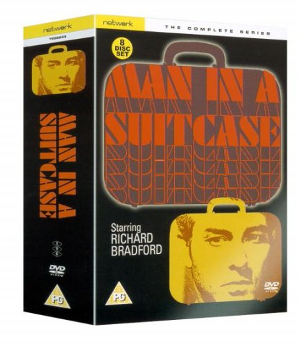 Man In A Suitcase - The Complete Series (8 Disc Box Set) [1967] [DVD]