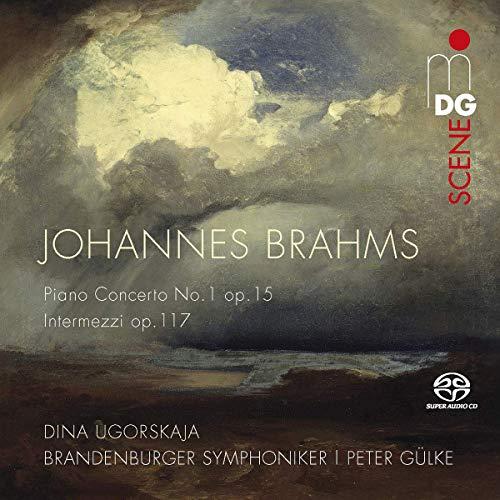 Brahms: Klavierkonzert 1 / Intermezzi Op.117