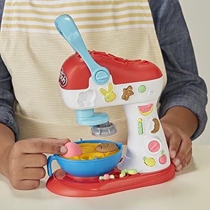 Hasbro Play-Doh E0102EU4 - Küchenmaschine Knete, für fantasievolles und kreatives Spielen 5