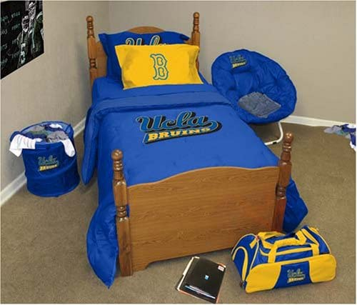 UCLA Bruins Bed-in-a-Bag Queen Full Max 83% OFF OFFicial shop