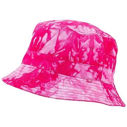 HIGHLANDER Premium Cotton Sun Chapeau Homme, Rose, XL