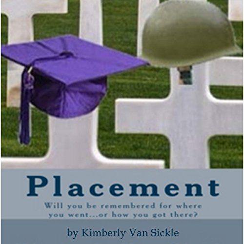 Placement audiobook cover art