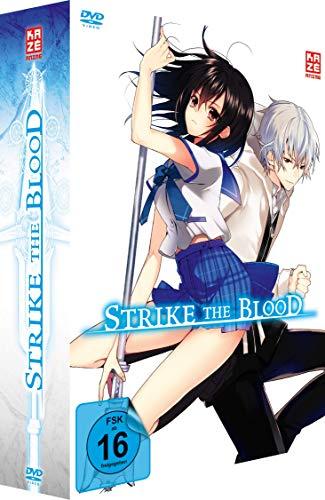 Strike the Blood - Staffel 1 - Gesamtausgabe - [DVD]