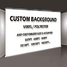 Best custom made backdrop Reviews