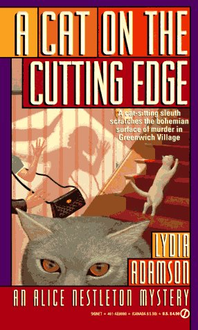 A Cat on the Cutting Edge