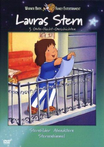 Lauras Stern - 3 Gute-Nacht-Geschichten: Sternbilder, Abendstern, Sternenhimmel