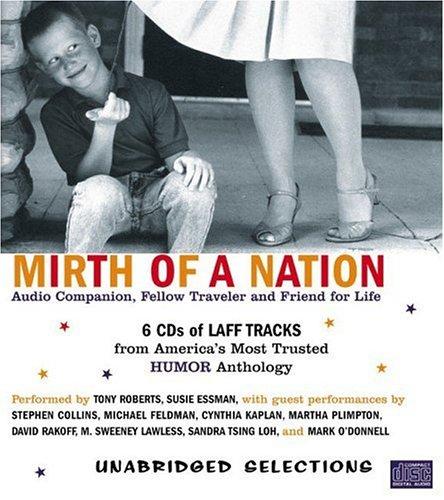 『Mirth of a Nation』のカバーアート