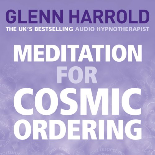 Meditation for Cosmic Ordering audiobook cover art