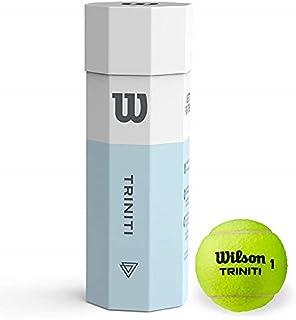 Wilson Triniti Tennis Balls - 100% Recyclable Case