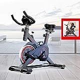 F-JX Inicio Bicicleta estática, Ultra silencioso Interior Deportes Equipo de la Aptitud, Spinning Carga de Bicicletas, 250KG Bicicletas de Ciclismo Indoor