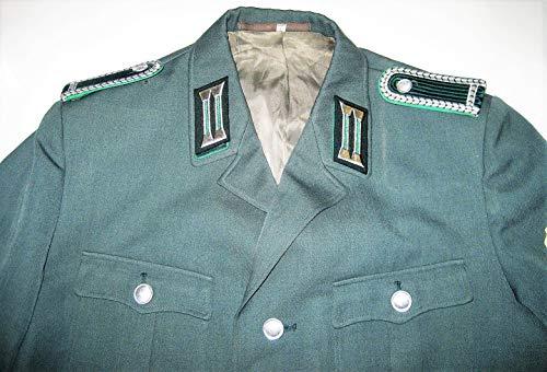 Lagermaulwurf 3 STK Uniform Jacken Volkspolizei, Polizist, Wachtmeister, Effekten, Gr. 44-46