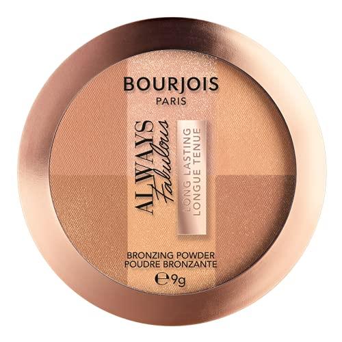 Bourjois Always Fabulous Long Lasting Bronzing...