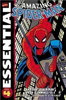 Essential Spider-Man Vol. 4 (Essential Amazing Spider-man)