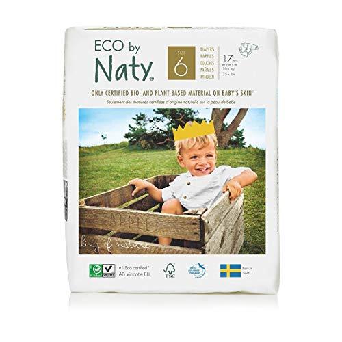Nature Babycare Baby 17 Windeln, Größe 6