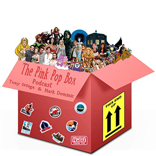 The Pink Pop Box Podcast with Tony and Mark  By  cover art