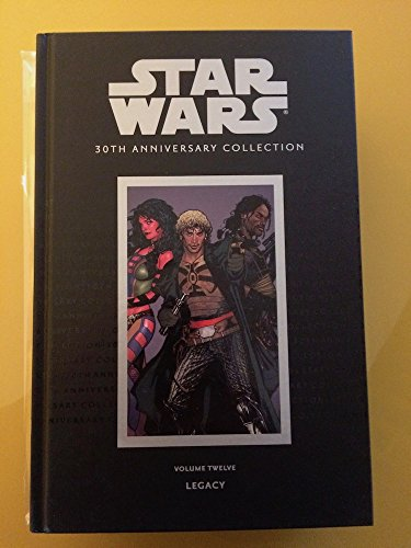 Star Wars 30th Anniversary Collection, Volume 12: Legacy by Dark Horse Comics (2008-02-19)