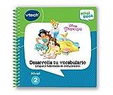 VTech - Libro para Magibook Princesas Disney, Desarrollo del Vocabulario y Habilidades de comunicación con más de 40 Actividades y Cientos de interacciones, Nivel 2, 3-6 años (3480-481822)
