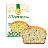 Made with Organic ingredients Taste just like home baking Mixed by hand by a chef in a kitchen not in a lab Super filling and delicious without all the carbs from regular garlic breads Easy to prepare
