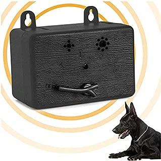 GROWUPER Upgraded Mini Bark Control Device Outdoor Anti Barking Training Tool Stop Barking