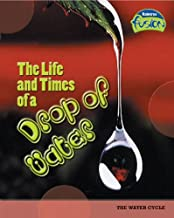 The Life and Times of a Drop of Water: The Water Cycle (Raintree Fusion: Earth Science)