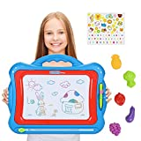 NextX Magnetic Drawing Board,Educational Writing and Learning Doodle Pad for Toddlers Boys Girls
