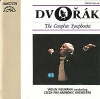 ノイマン/チェコ・フィル/ドボルザーク交響曲全集