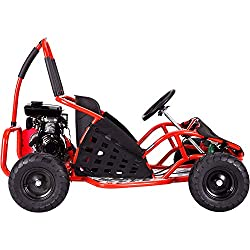 MotoTec MT-GK-05 - Off Road Go Kart - 79Cc
