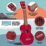 Immagine 1 mahalo kahiko ukulele di raso
