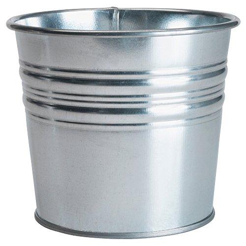 ★ソッケル / SOCKER 鉢カバー / 亜鉛メッキ[イケア]IKEA(10169442)
