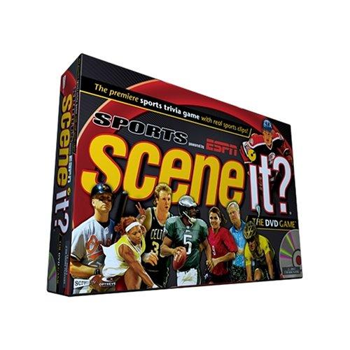 Scene It? Sports Powered by ESPN by Scene It