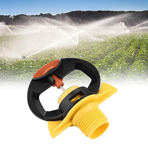 Santing Boquilla de Agua para jardín, Boquilla Segura de Material ABS 5 Piezas, para Agricultura
