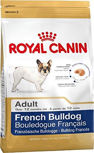 Royal Canin French Bulldog Adult Trockenfutter, 2x 3kgSpeziell für erwachsene und ältere Französische Bulldoggen über 12Monate.
