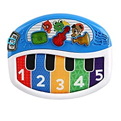 Baby Einstein Discover and Play Piano - Best Toys for 1 Year Old Girls
