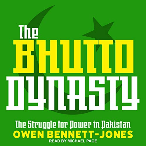 The Bhutto Dynasty cover art
