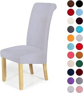 Best light grey velvet chairs Reviews