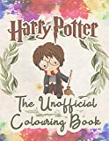 The Unofficial Harry Potter Colouring Book - Amazing Colouring Book For Kids of All Ages