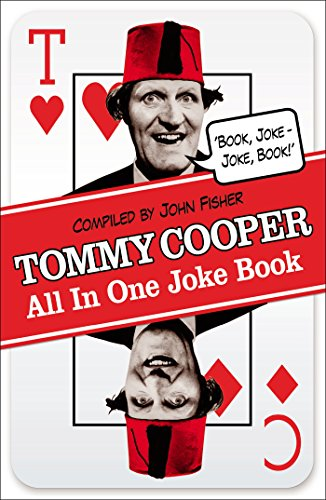 Tommy Cooper All In One Joke Book: Book Joke, Joke B